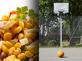 Planning a Meal for Basketball Players