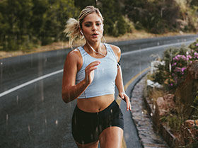 Tips for Running in Adverse Conditions: Training and Racing in Cold, Rainy Weather