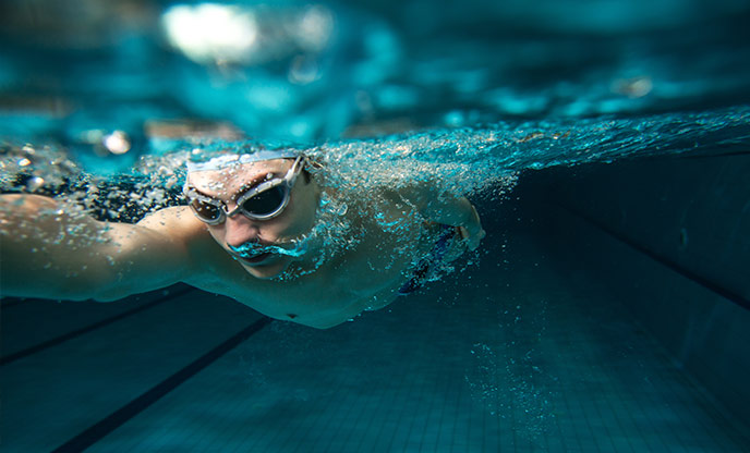 The Many Health Benefits of Swimming