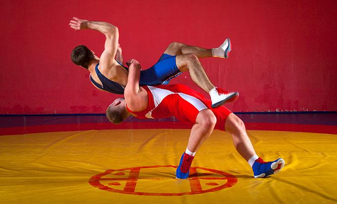 Wrestle the Odds & Gain Strength